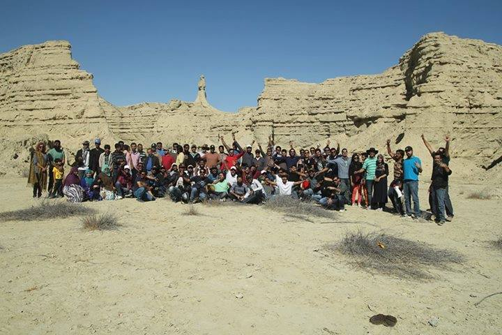 Kund Malir and Hingol national Park