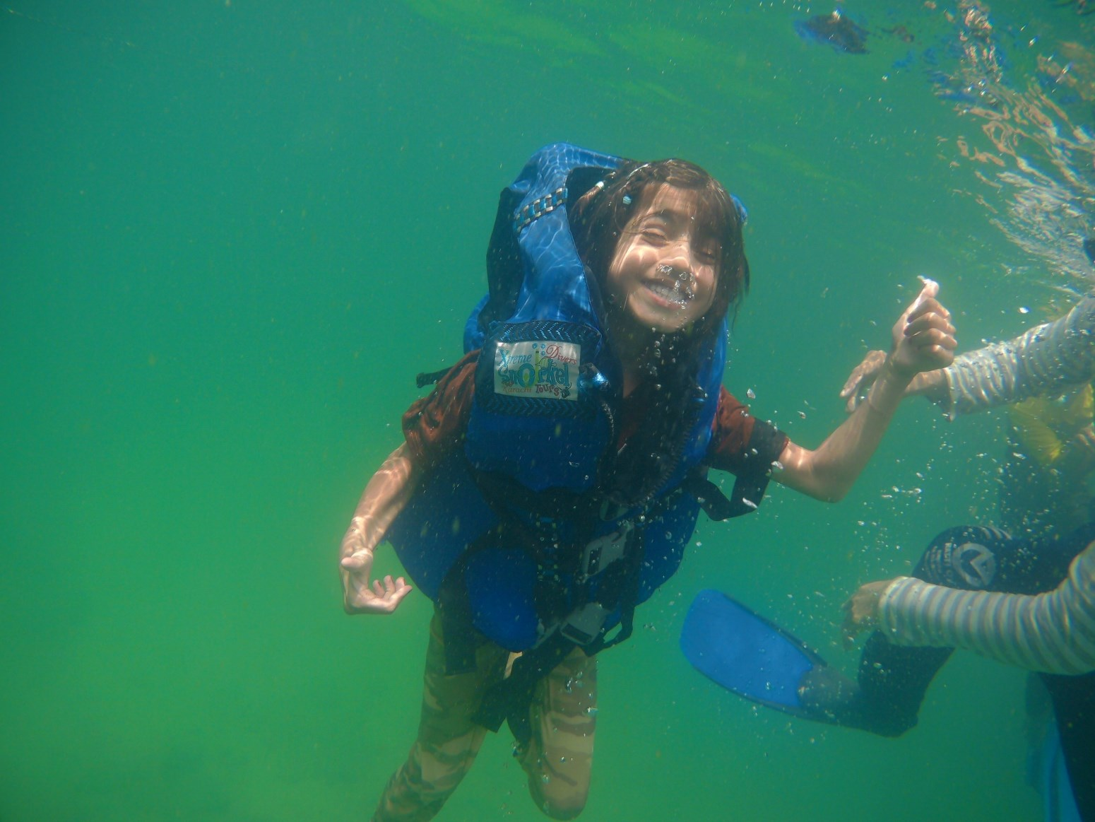Trip to Charna Island