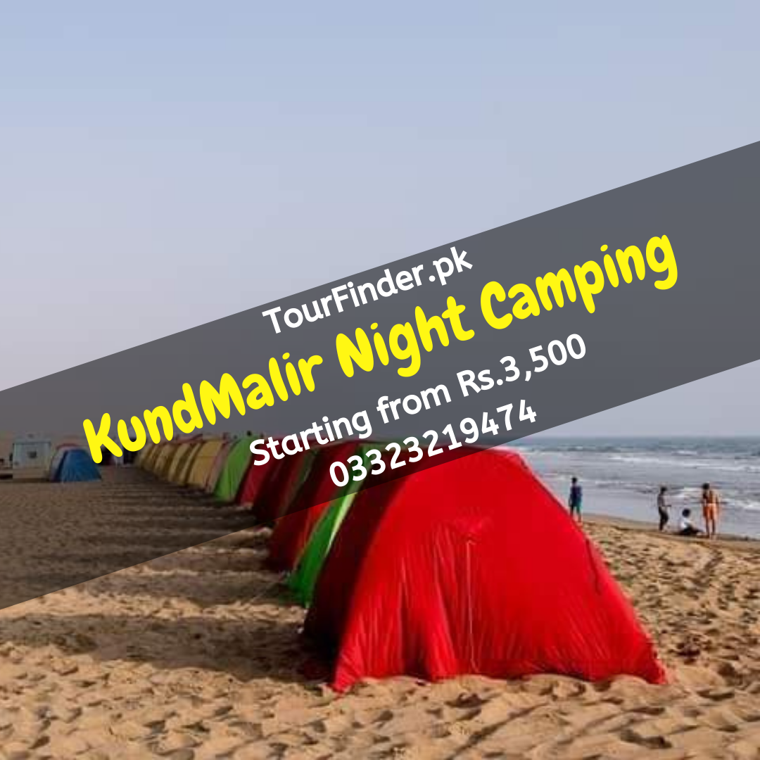 Trip to Kund Malir (Night Camping)