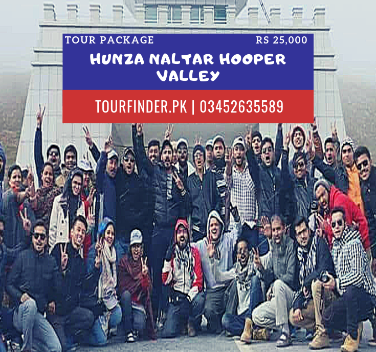 Hunza Naltar Hooper Valley Tour Code: HNH 04