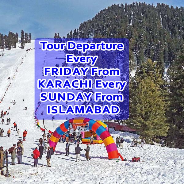 Swat Shughran Kashmir | Tour Code: SSK 01