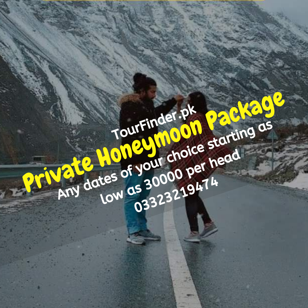 Private Honeymoon Packages